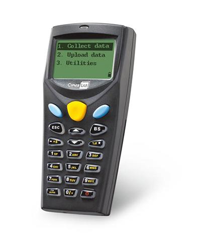 CIPHERLAB PDT 8001 NUM 1D-LI USB BLK + DOCK KIT