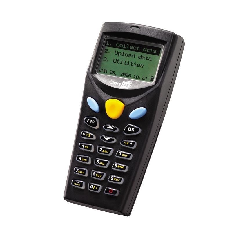 CIPHERLAB PDT 8000 NUM 1D-LASER USB BLK + DOCK KIT