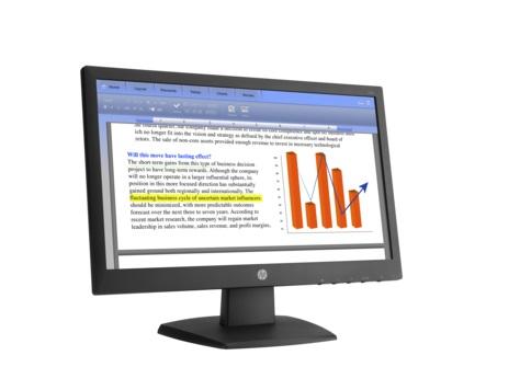 HP MONITOR LCD 18.5 INCH V194 BLK