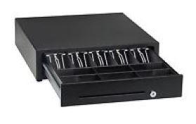 VPOS CASH DRAWER VK4102 5N 8C 24V BLK